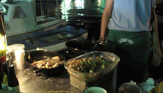 A tenger gyorsbüféi – Győz a keresetlen, nyers éhség