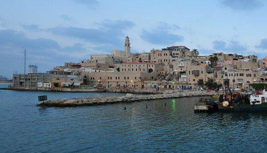 Jaffai kikötő – orosz befolyás