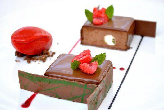 A Muroise nevű desszertet a nagyváradi Grafban kínálta