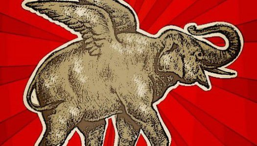 Megérkezik a szárnyas elefánt