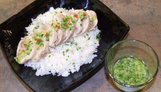 Buggyantott csirke (Bái qie ji) – Funky Pho receptje