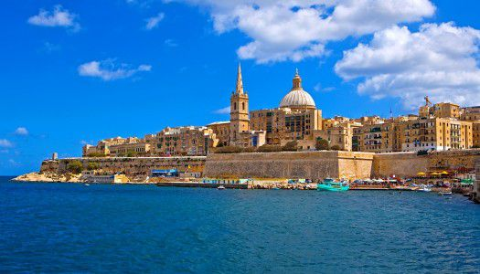 Málta ízei