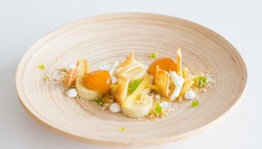 Kókusz brulée mangóval – Baracskay Angéla receptje
