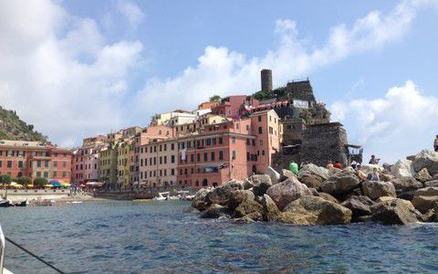 A Cinque Terre meghódítása II. rész