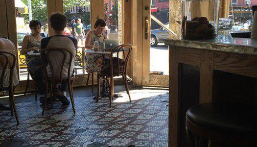 Még mindig New York legjobb kávézóinak nyomában