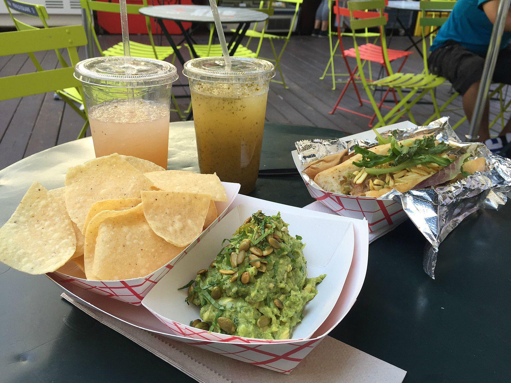 guacamole fotó: a szerző felvétele