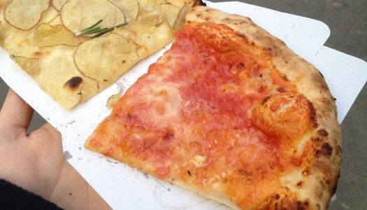 Dél-olasz pizza, ha győzzük kivárni – IGEN