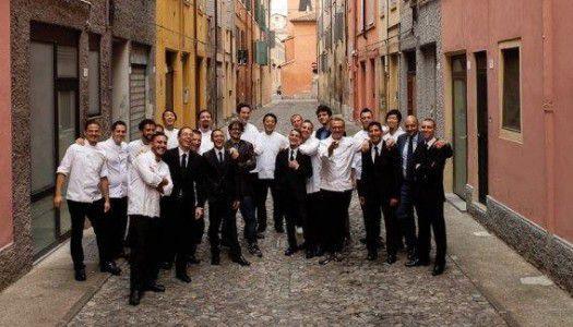Az Osteria Francescana a világ legjobb étterme!