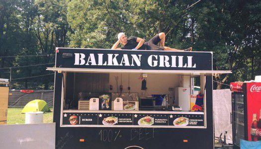 Nemzetek eledele: Balkan Grill