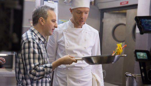 Segal Viktor megmutatja, milyen egy szakács a filmvásznon