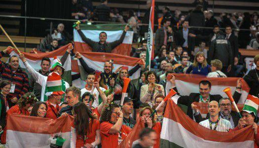 Elégedetten zárta a magyar csapat az első versenynapot a Bocuse d'Oron
