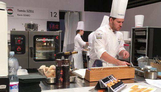 Ez már hivatalos! Ezt főzi Széll Tamás és a magyar csapat a Bocuse d'Oron!