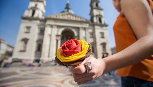 A The Guardian cikkében Európa legjobb 20 fagyizója között a Gelarto Rosa!