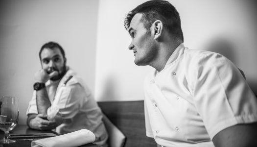 Békés átmenet – Ádám Csaba és Garai Ádám az Olimpiában
