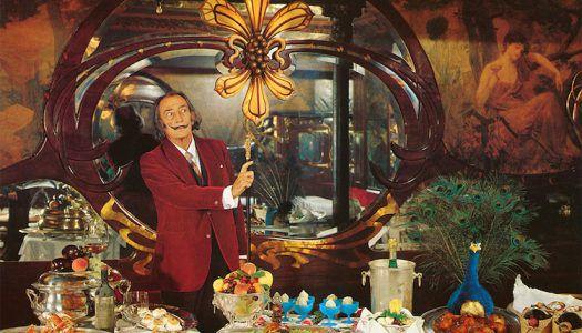 Salvador Dalí bizarr szakácskönyvét újra kiadják