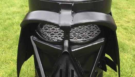 A sötét oldal grillező szettje