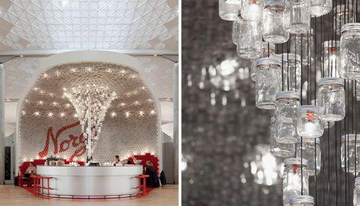 4000 befőttes üveg esztétikája