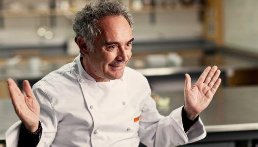 """""""Fantasztikus hírek"""" Katalóniából, Ferran Adriàtól"""