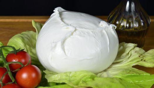Gianni mesél: a parmezán nem, de a mozzarella frissen az igazi!