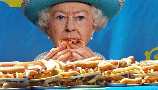 A királynő nem hisz a lakomákban