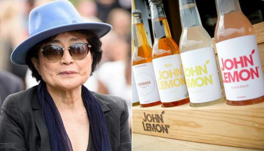 Yoko Ono citromba harapott: letiltotta a John Lemon nevet