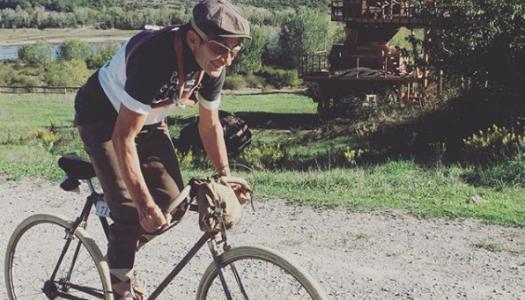Bicikliverseny Toszkánában borral és grappával – Gianni a L'Eroicáról mesél