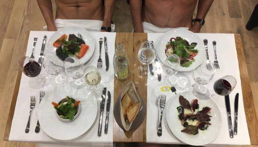 Párizs, te pikáns: meztelen étterem nyílt a francia fővárosban