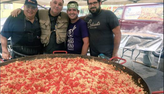 Amikor a két csillag két segítő kezet jelent: José Andrés Puerto Ricón főzött