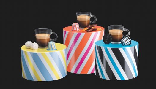 A színpompás, a cukorkás, az édes: limitált Nespresso kávék az ünnepekre