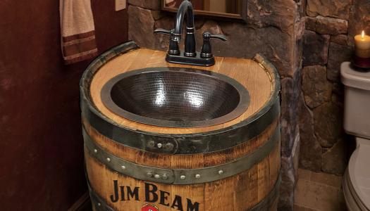 Egy férfi, ha lakberendez: Whiskey Cartel