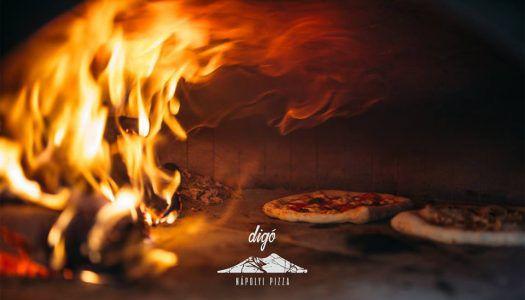 A Digók megállapodnak: pénteken nyit a Digó Pizzéria