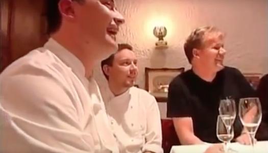 """""""Én még csak szakács vagyok"""" – Az ifjú Gordon Ramsay Ferran Adriànál"""