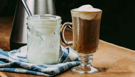 Bódító felfrissülés: a kávé, ha alkoholos