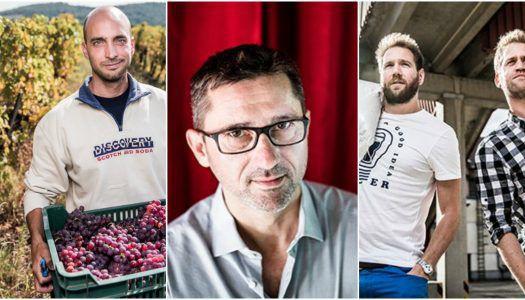 Kávé, bor- és sörrajongók! Losonci Bálint, Tóth Sándor és a Hara'Punk várják a voksokat