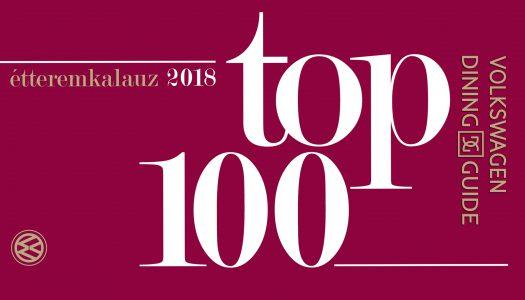 És igen: mától kapható a Dining Guide TOP100 Étteremkalauz!