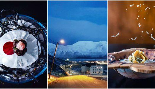 Na, itt kihívás a helyi alapanyag: fine dining az Északi-sarkkörön túl