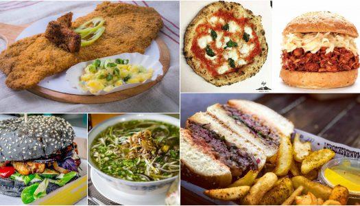 Íme, 2018 legjobb street food helyei: Dining Guide top 10