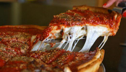 Nemsokára eredeti Deep Dish pizzát ehetünk Budapesten!