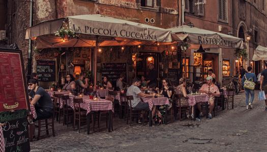 Érezzétek magatokat otthon az olasz éttermek világában – Gianni útmutatásával