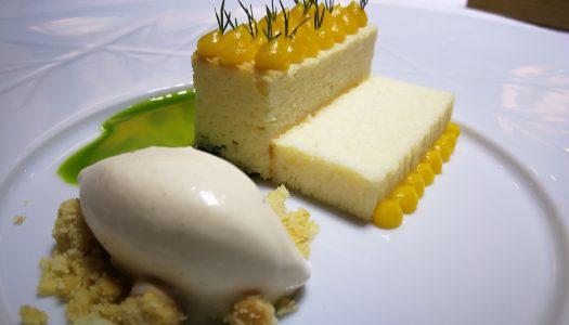 Modern magyar desszertek nyomában: a Tama kapros túrós lepénye