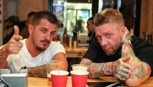 A nappali kiterjesztett valósága: Bp BARbq –  Serényi Zsolttal és Urbán Rolanddal