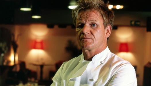 Akasztják a hóhért: Gordon Ramsay-n éppen egy pad thai fog ki