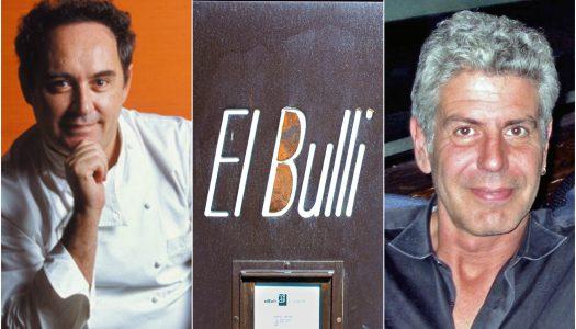 Szkepszistől az áhítatig: Bourdain Ferran Adriànál az ElBulliban