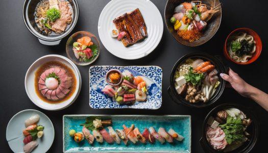Japán harmónia sok tányéron: a kaiszeki élmény