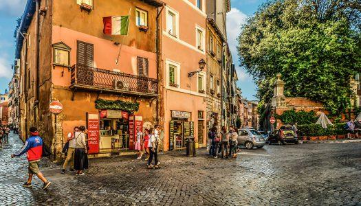 A világváros, ami a paraszti konyhából merít – Gianni Róma ízeiről mesél