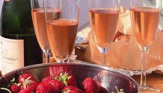 A 21. század új kedvence: a rosé pezsgő