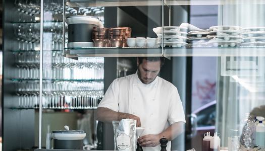 12 kép Szulló Szabina és Széll Tamás étterméből – Így néz ki a Stand