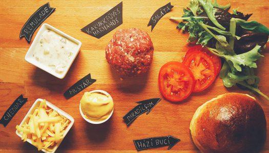 Burger és BBQ receptre: a Bölcső Badacsonyban, Big Green Egg örömök Tapolcán