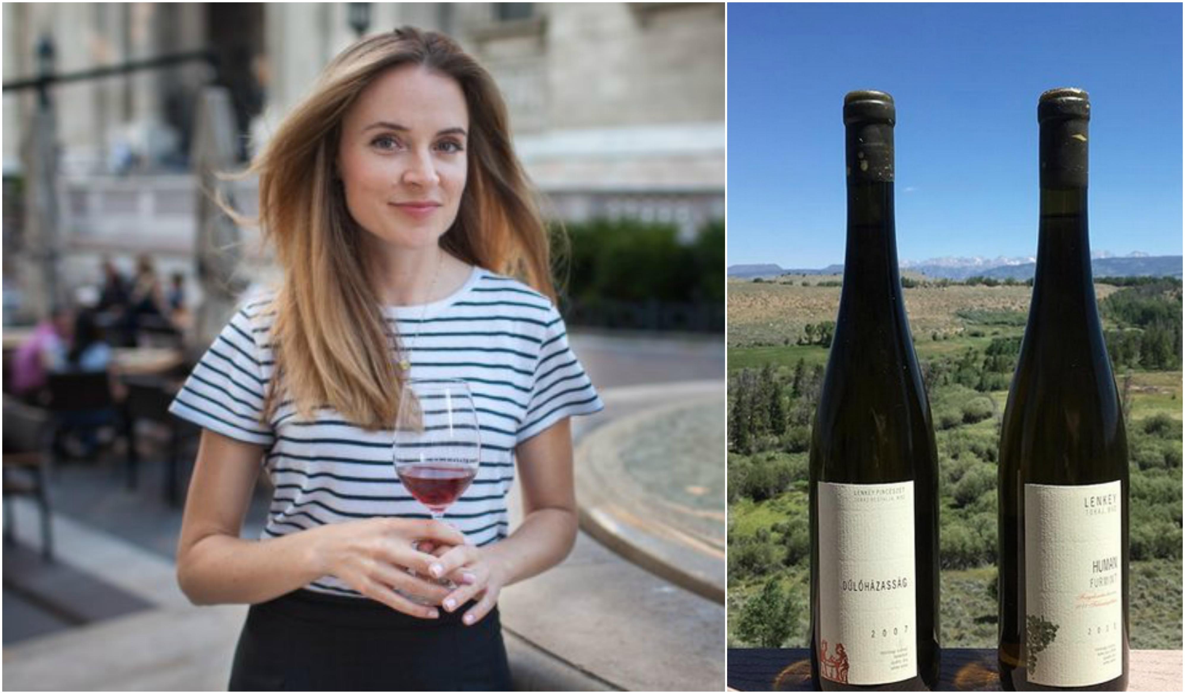 Az amerikai jogászlány, aki szerelmes lett a magyar borokba – Athena Bochanis és a Palinkerie